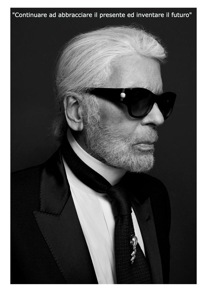 Karl Glamour Frasi Iconiche it 10 Lagerfeld Di WQdBoreCx