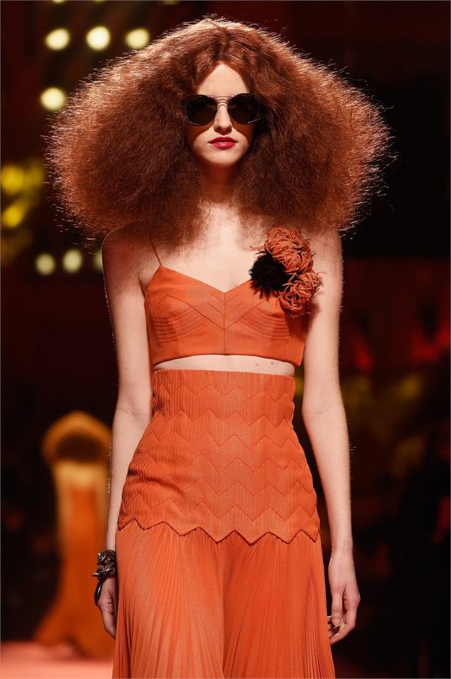 Tagli capelli ricci 2016 ispirati agli anni '80 | Vogue Italia