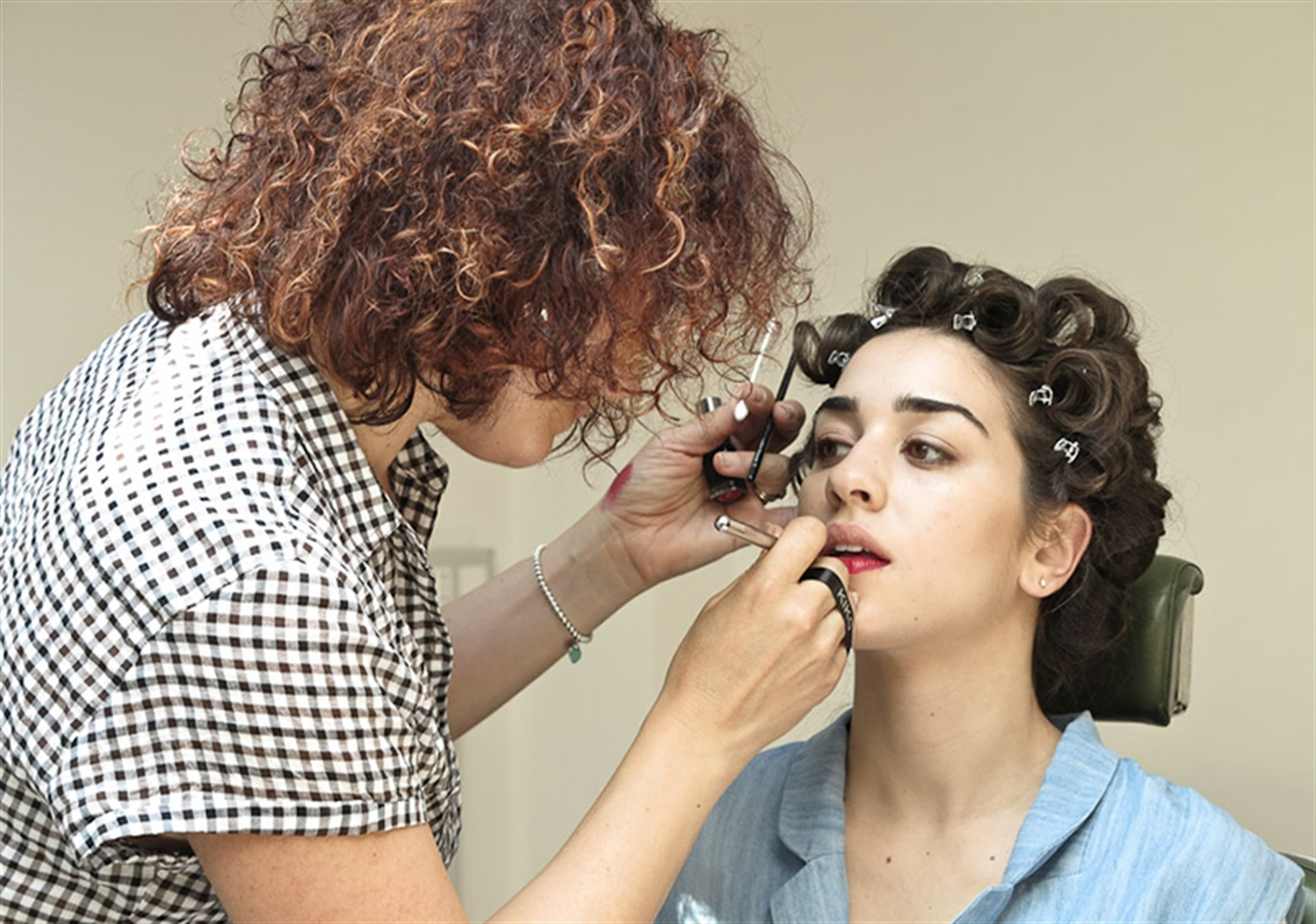 Intervista Ad Ambra Angiolini E Simona Tabasco Glamour It