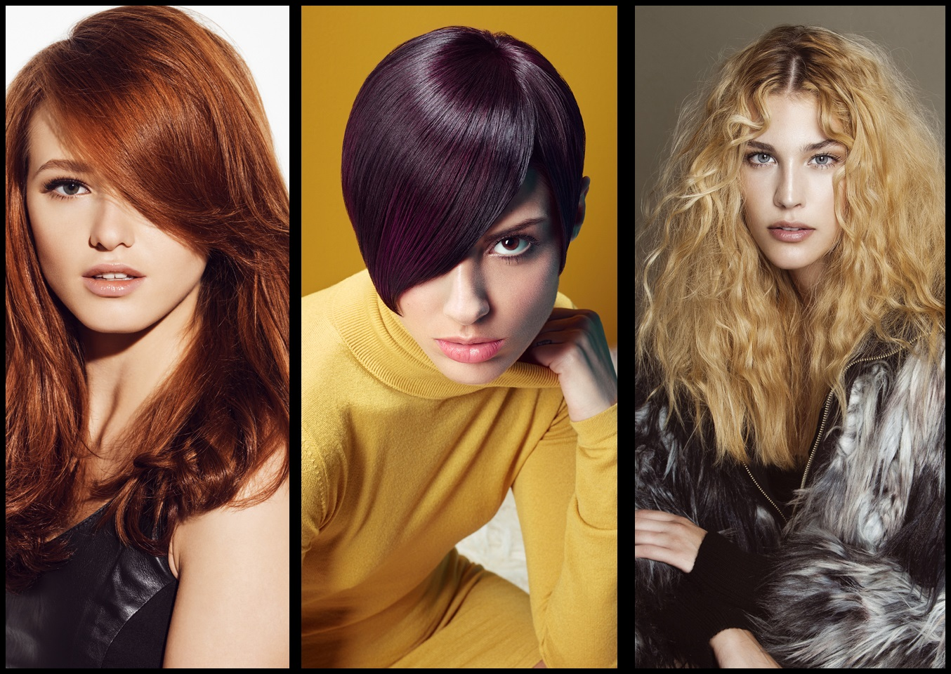Colore capelli autunno