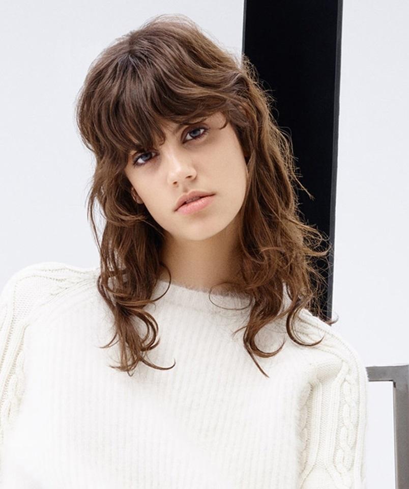Taglio di capelli medi 2016
