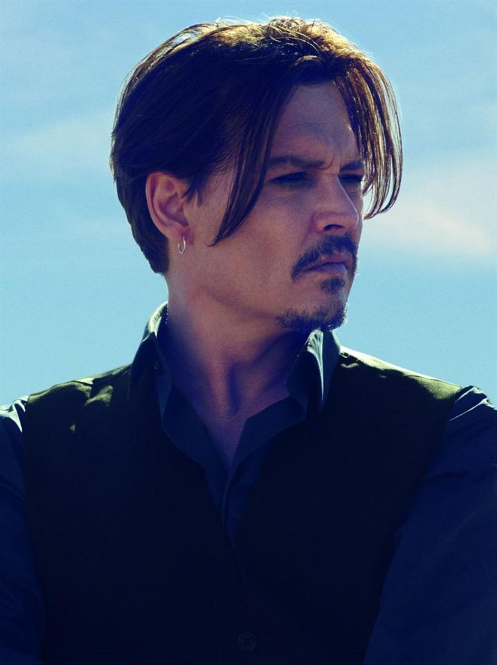 Il trucco alla Johnny Depp