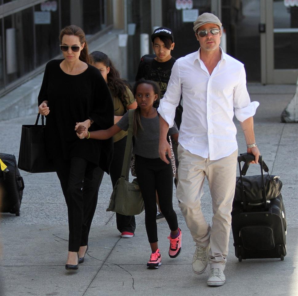Anne Hathaway Zero Waste: Buon Compleanno Brad Pitt!