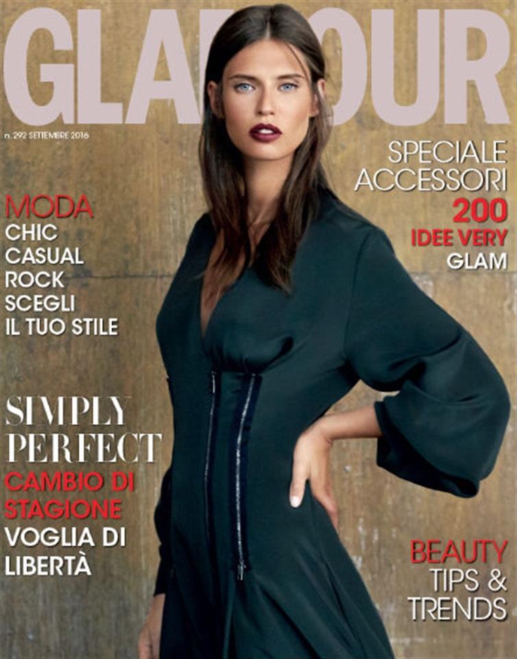 Glamour di settembre vi risolve ogni problema - Glamour.it 7f1321c9a6dd