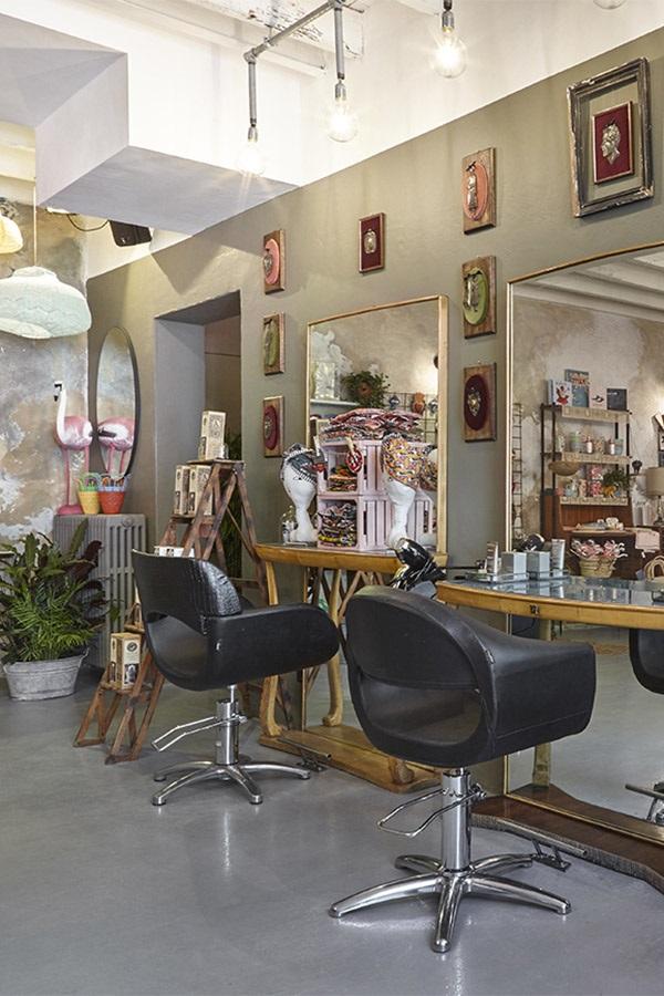 15 parrucchieri a milano for Arredamento parrucchieri milano