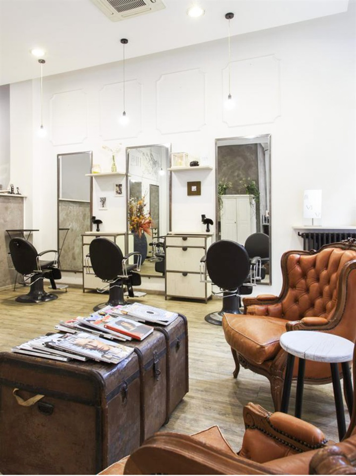 15 parrucchieri a milano for Saloni di lusso