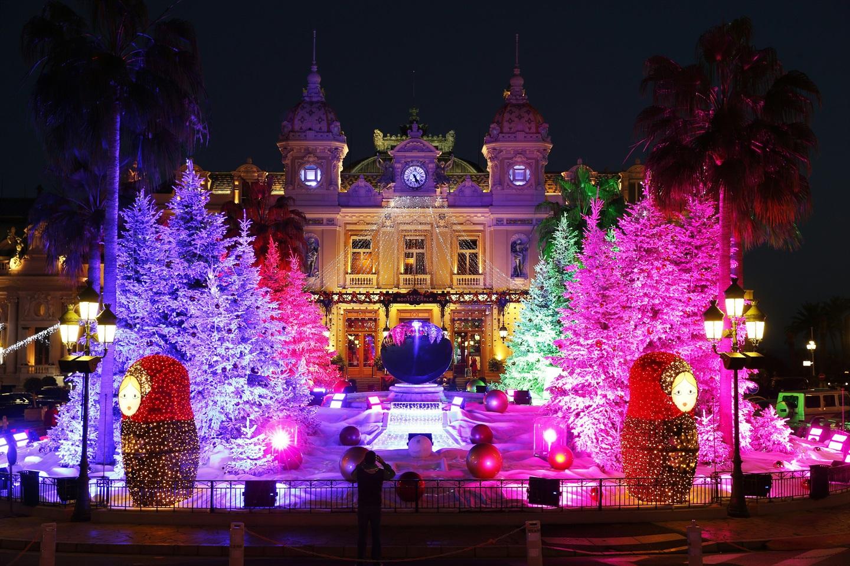 Immagini Piu Belle Del Natale.Le Luminarie Di Natale Piu Belle Del Mondo Glamour It