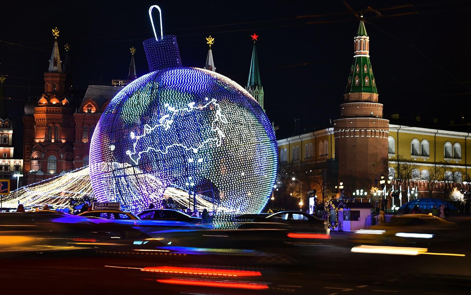 Le luminarie di natale pi belle del mondo - Le piu belle decorazioni di natale ...