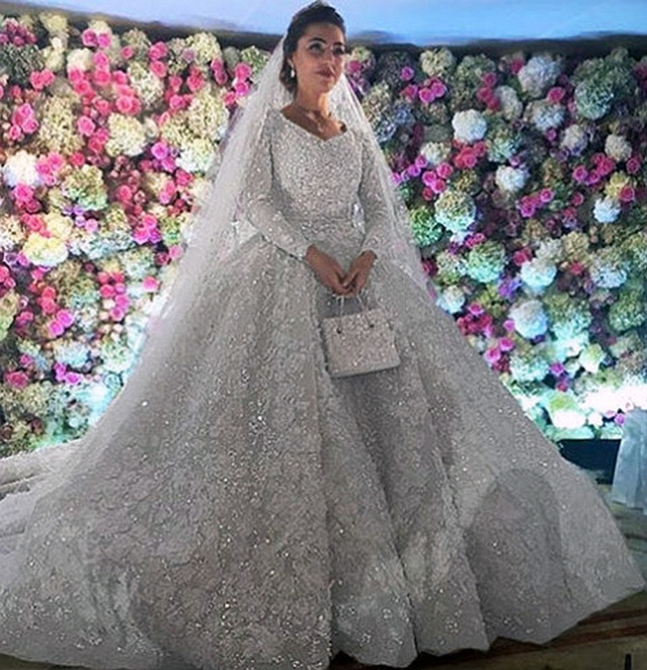 Abiti da sposa per principessa