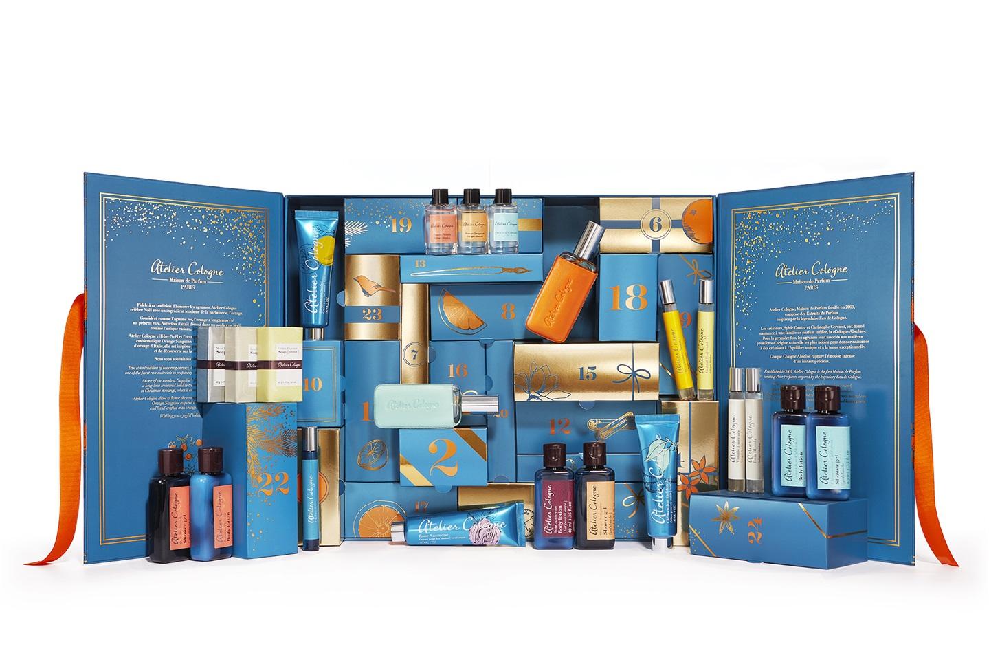 Calendario Dellavvento Beauty 2020.I Calendari Dell Avvento Piu Belli Glamour It