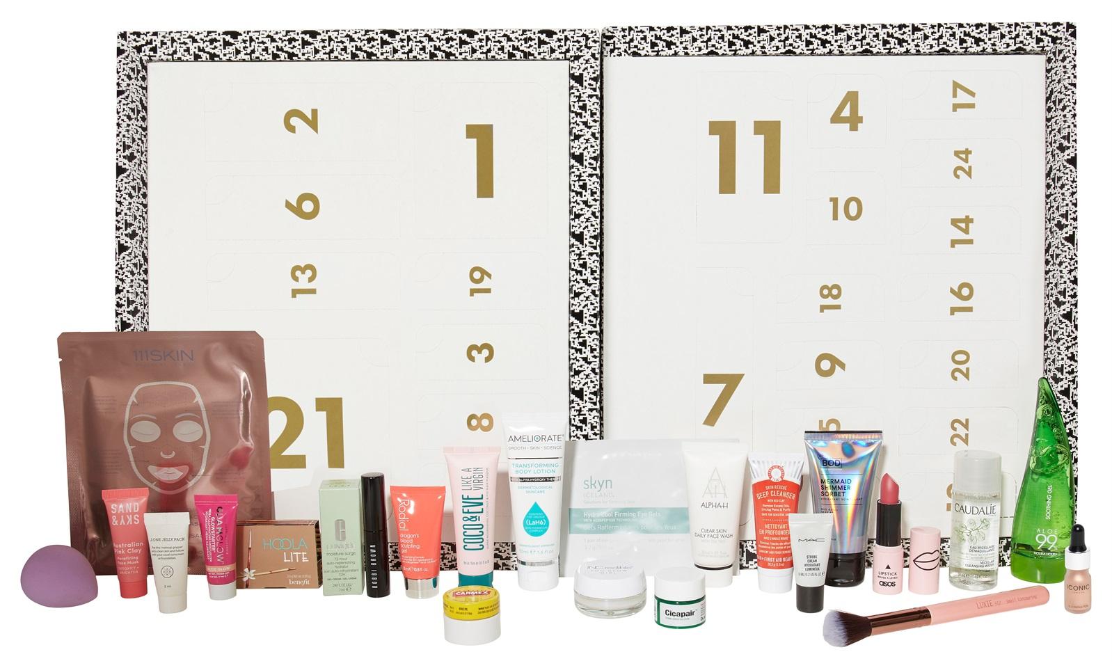 Calendario Dellavvento Makeup Revolution 2020.I Calendari Dell Avvento Piu Belli Glamour It