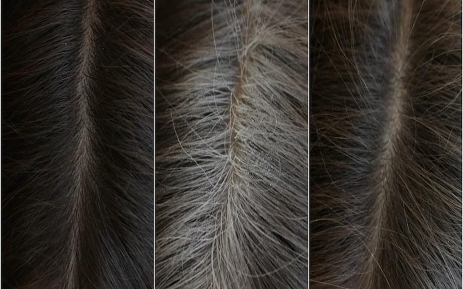 capelli shampoo secco