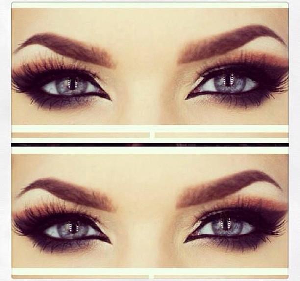 Preferenza Make-up occhi azzurri NE46