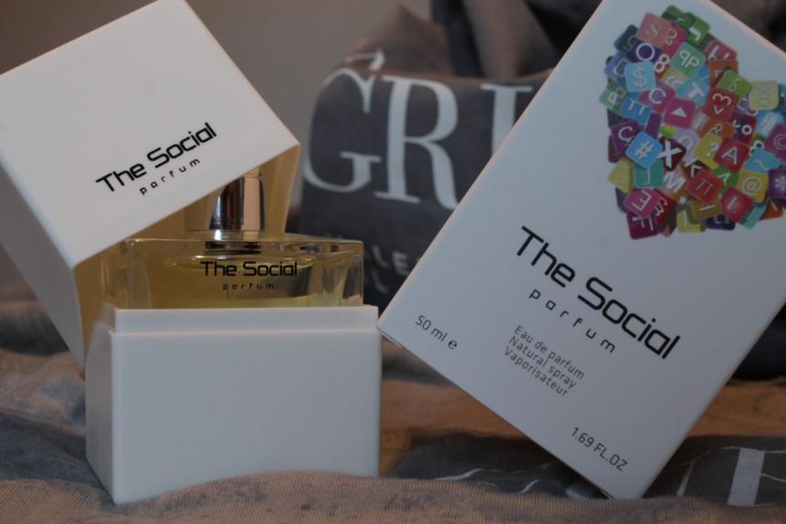 the social parfum, cristina lodi