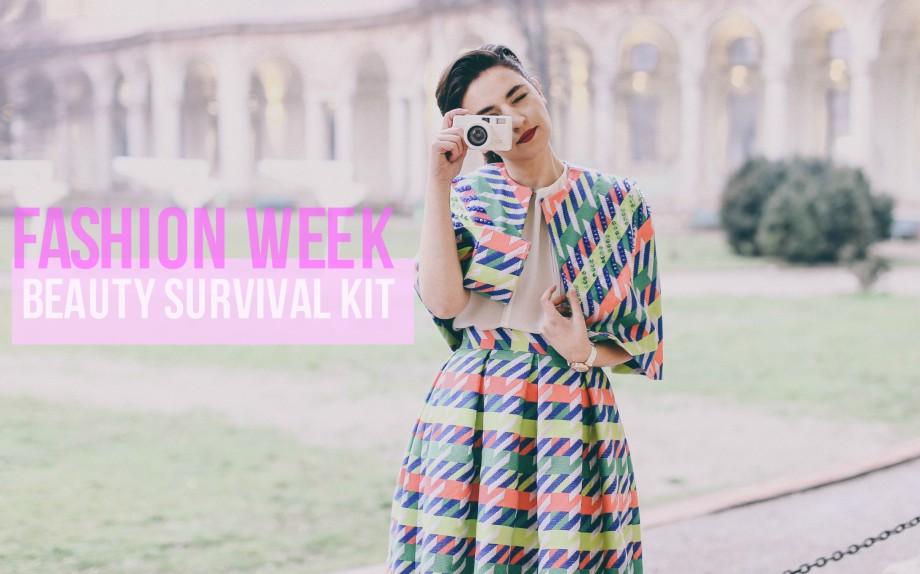 Fashion Beauty Survival Kit