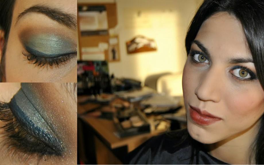 Dettaglio make up