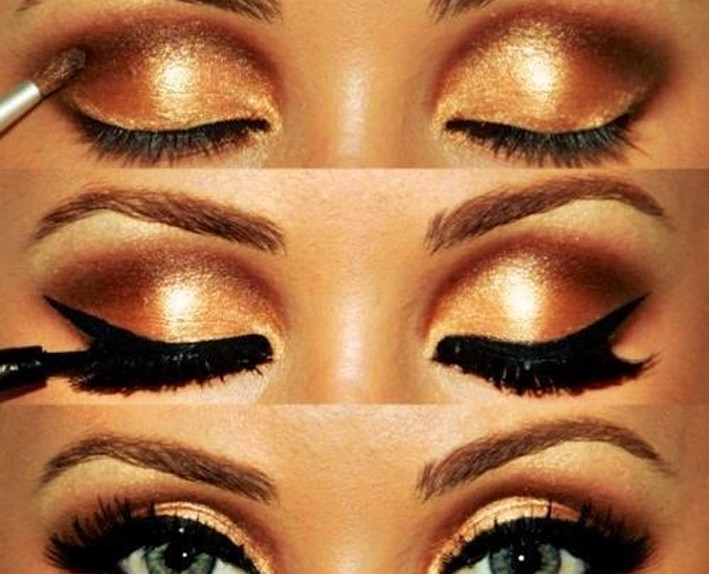 Favori Make up per occhi grandi - tutti i trucchi MH09