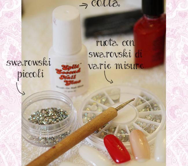 cascate-swarovski-nail-art-semplice-tutorial