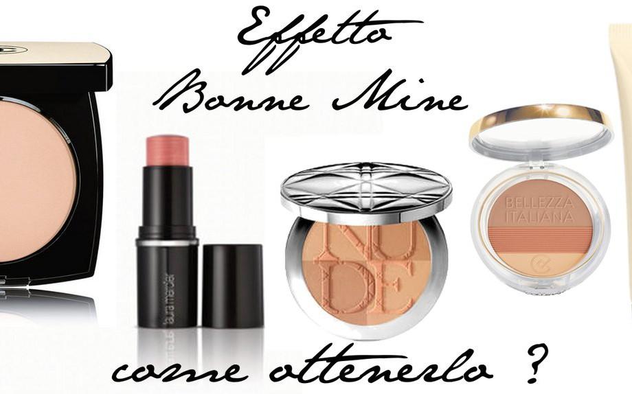 bonne mine, tendenze makeup primavera estate 2015