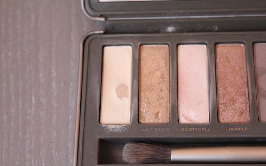 """Ombretto """"half baked"""" dalla palette """"Naked 2"""""""