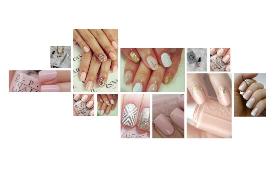 nail art nude (10)