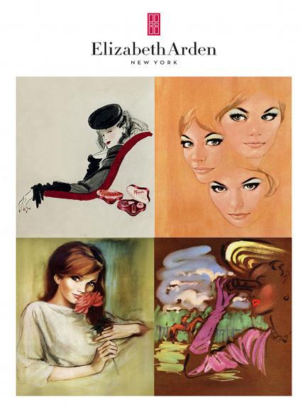Elizabeth-Arden-look-@-Milano-Vintage-Week.