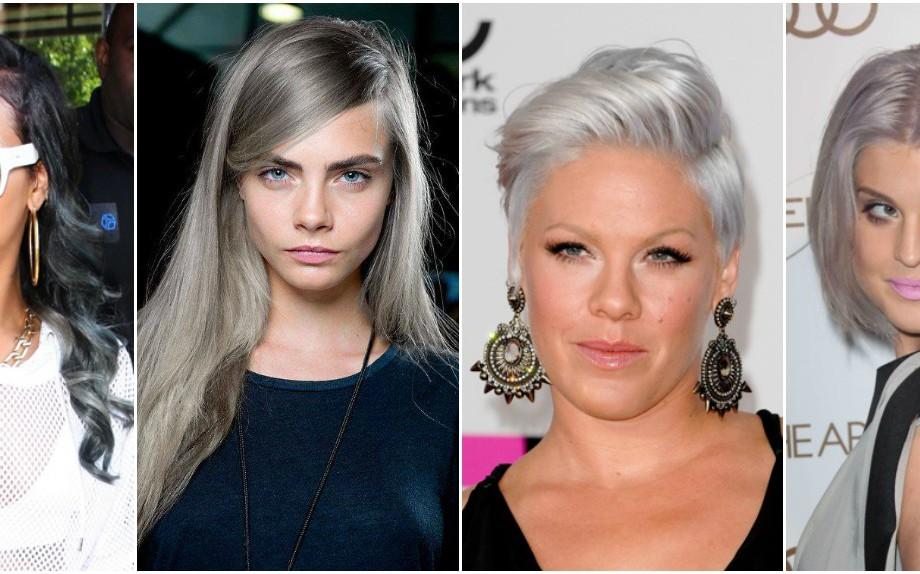 Molto Granny hair: 50 sfumature di grigio anche sui capelli! - Glamour.it XB86