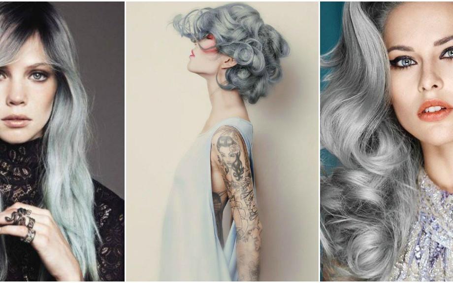 Sfumatura di colore nei capelli