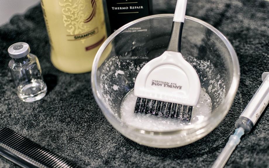 trattamento hair botox