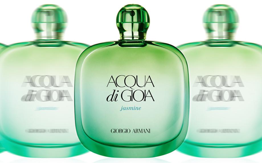 Acqua di Gioia Jasmine di Giorgio Armani