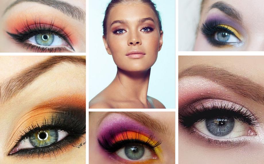 Favoloso Make up e ombretti: i colori giusti per gli occhi azzurri - Glamour.it PB44