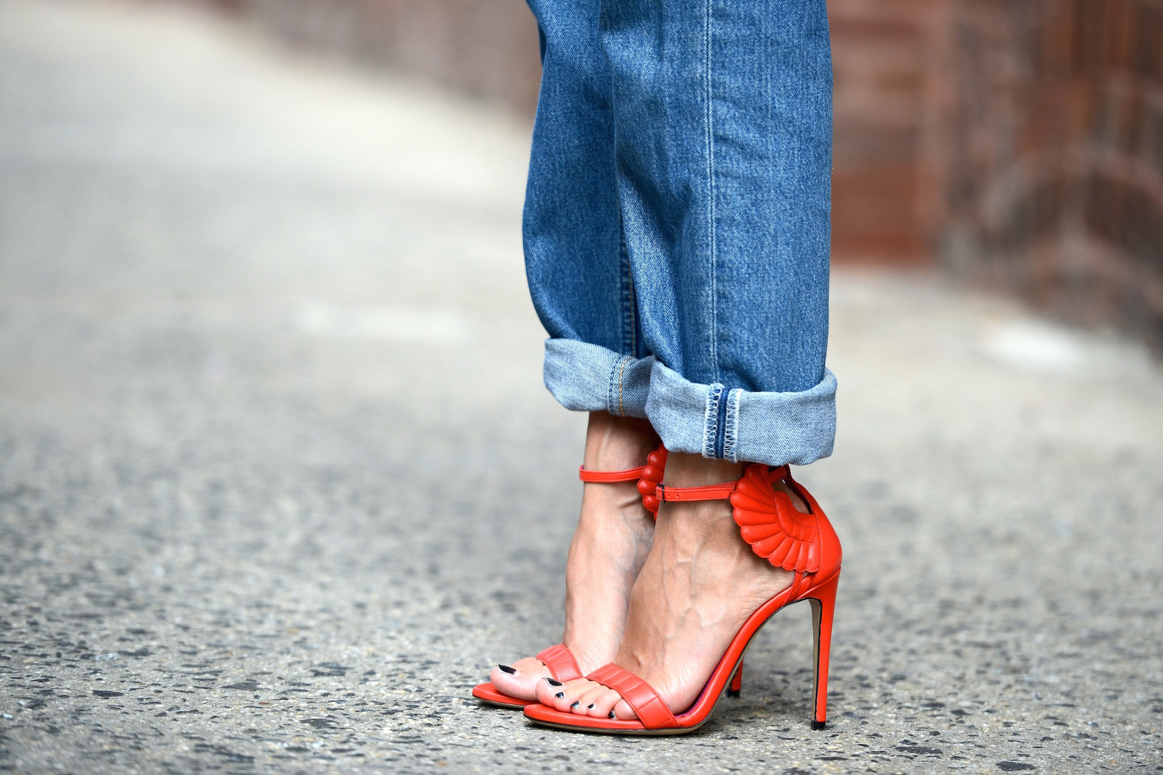Stasera vuoi inaugurare i nuovi sandali tacco 12 usa i for 700 piedi quadrati a casa