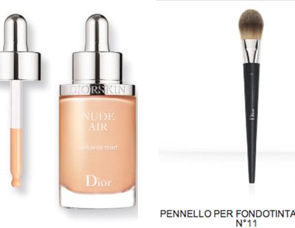 dior make up Nayla C beautyreporter Glamour It