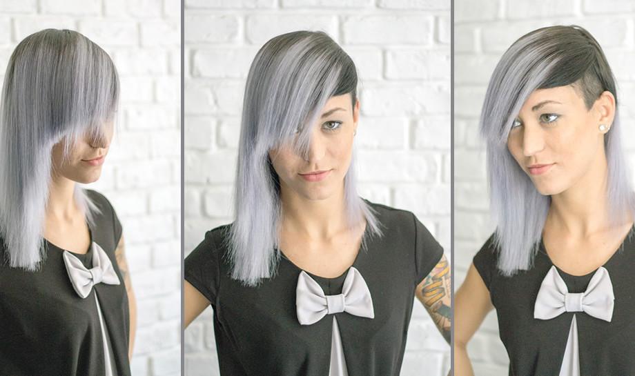 Granny Hair  come avere una perfetta chioma argentata - Glamour.it 3ee159f58a90