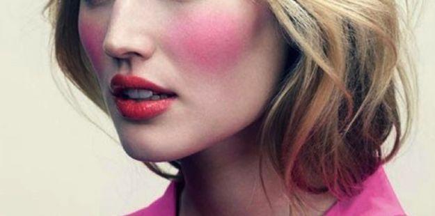Risultati immagini per troppo blush