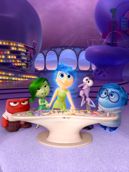 Inside Out, beauty emozioni