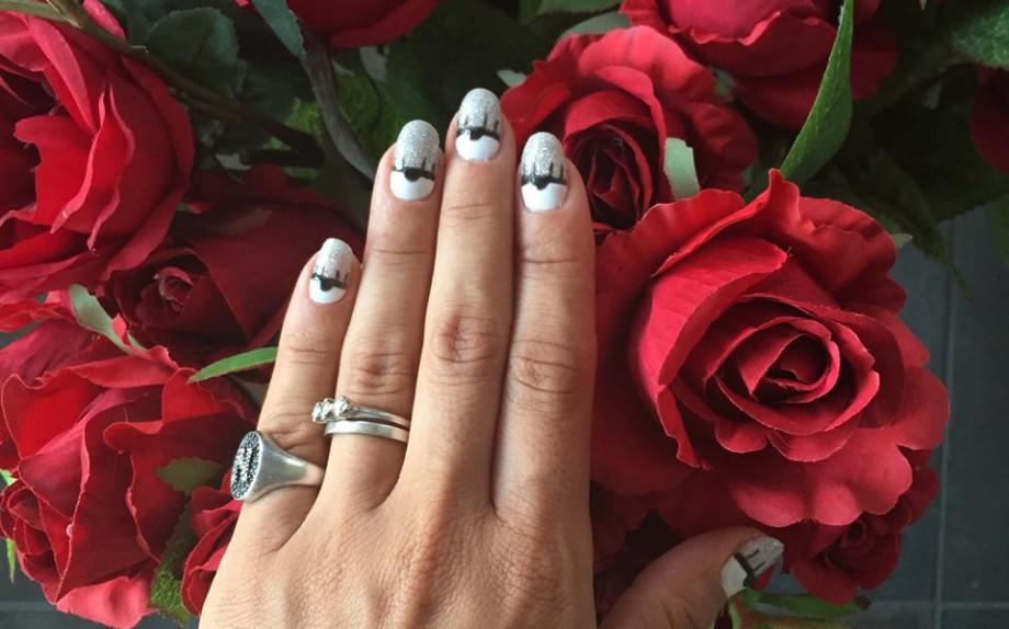 nail art Nayla Carvalho Glamour Italia fashion beauty editor Milano
