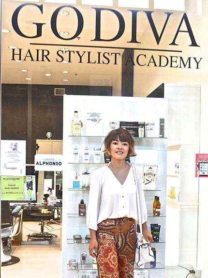 Godiva luxury hair spa 2