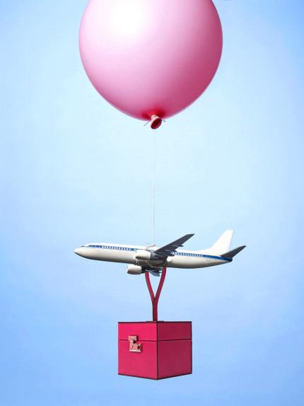 Il giorno prima della partenza in aereo: cronaca di un beauty case