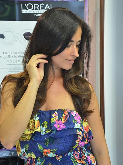 alessia-canella-blogger-glamour-profiber-l'oreal-capelli