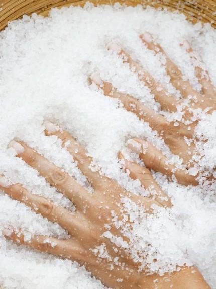 I benefici del sale? Impara a sfruttarli!
