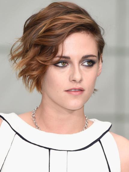 Kristen Stewart, allure glam rock