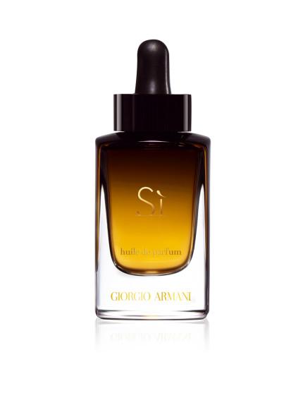 Sì Huile de Parfum di Giorgio Armani Beauty
