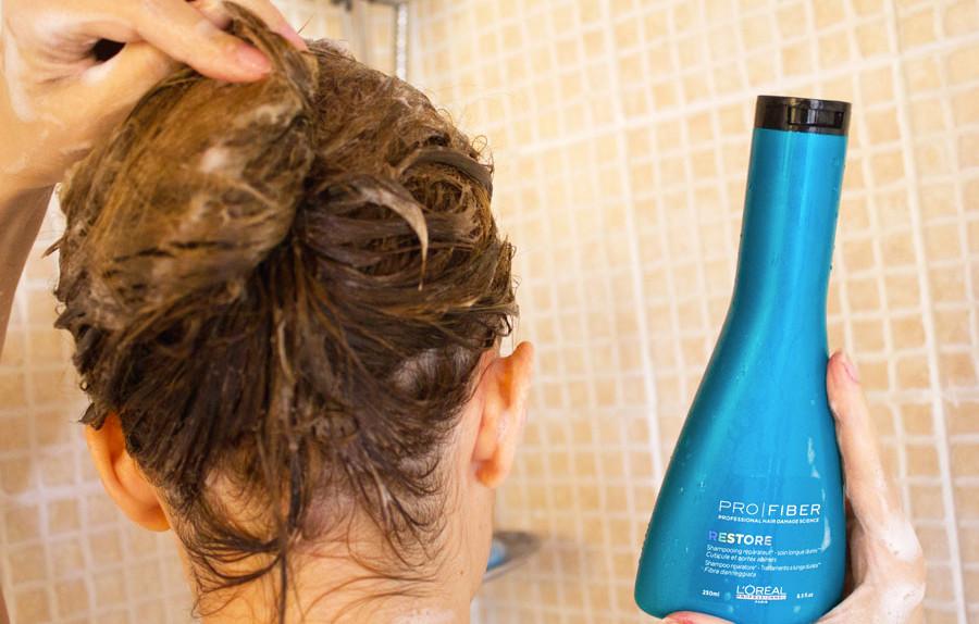 Profiber-shampo