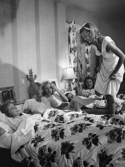 Il beauty case per un pigiama party