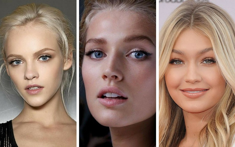 Ecco qualche esempio di trucco inverno 2015 2016 con makeup nude