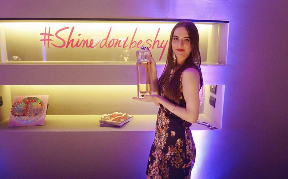 ll mio party con Glamour e Dior jolieidee