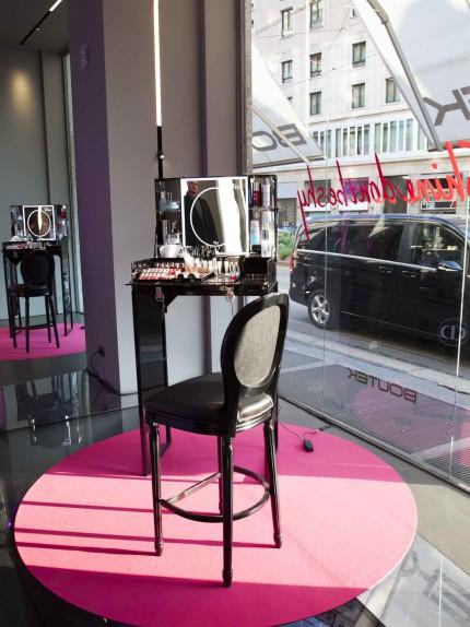 #shinedontbeshy: Glamour e Dior fanno festa