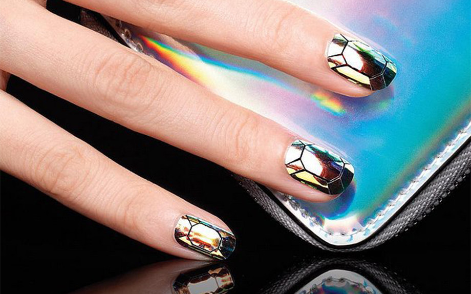glass nail art opal beautyreporeter Nayla Carvalho 2