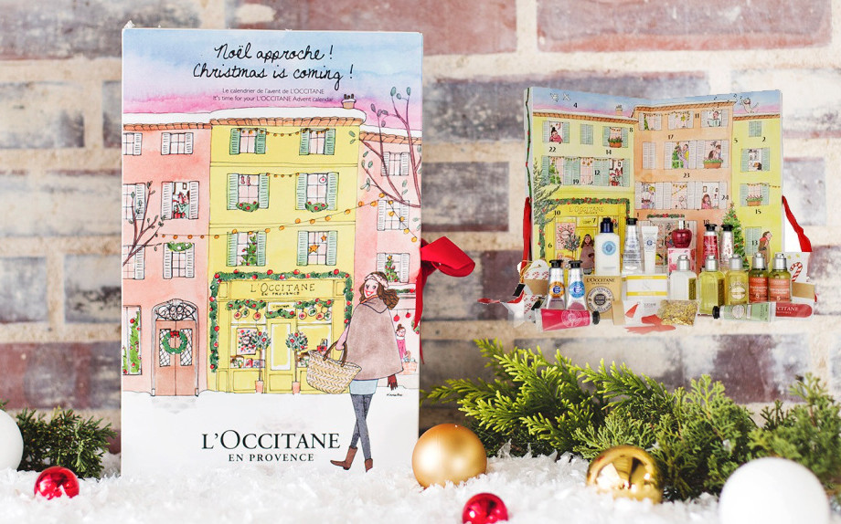 Calendario Avvento Occitane.Il Calendario Dell Avvento E Beauty Glamour It
